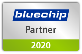 Logo Bluechip Partner 2020